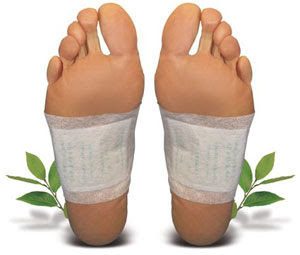 detox foot patch - Detox Foot Patch - Koyok Kaki Buang Toksin